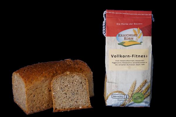 Backmischung VollKorn-Fitness-Brot