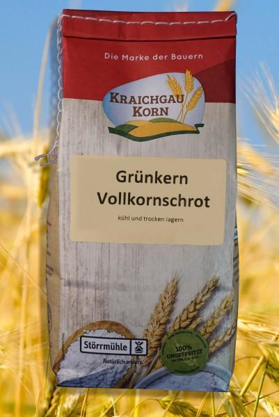 KraichgauKorn® Grünkernmehle