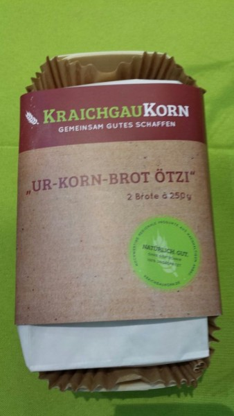 Ur-Korn-Brot Ötzi