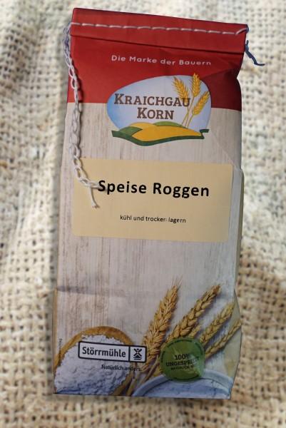 KraichgauKorn® Roggen Ganzkorn