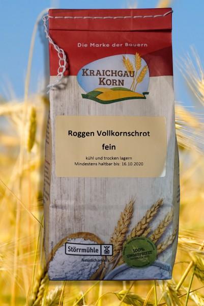 KraichgauKorn® Roggenmehle